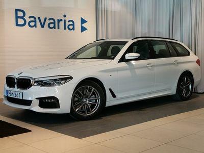 begagnad BMW 520 d xDrive Touring M Sport Innovation ed.