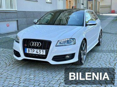 begagnad Audi S3 8P