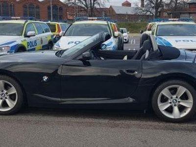 begagnad BMW Z4 2.2i