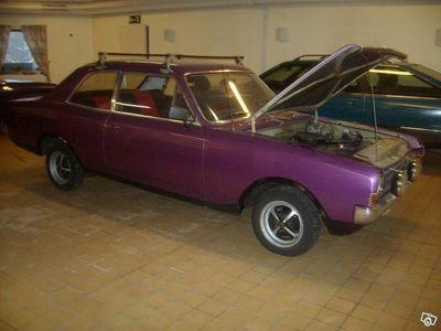 begagnad Opel Rekord 1700 1970