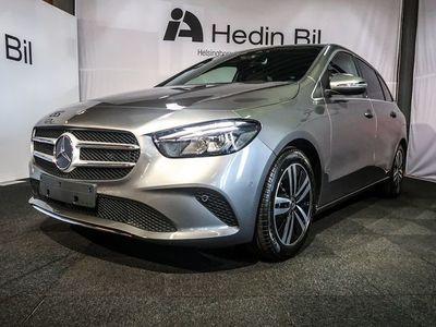 begagnad Mercedes B180 SE Edition / Demobil