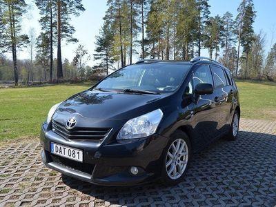 begagnad Toyota Verso 2,2 7-sits Executive Svensksåld -12
