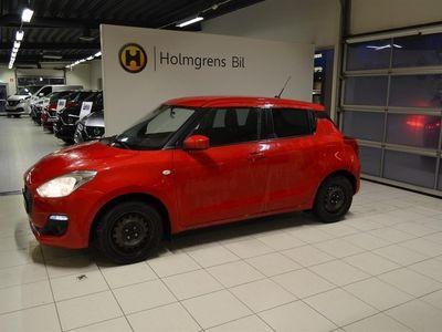 begagnad Suzuki Swift 2018, Halvkombi 129 900 kr