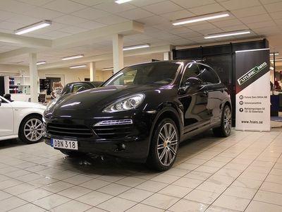 begagnad Porsche Cayenne Diesel 3.0 245hk Navi,Drag,Sv -13