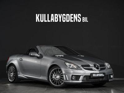 begagnad Mercedes SLK55 AMG AMG | Airscarf | 1 Års Garanti
