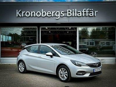 begagnad Opel Astra 1.2 Turbo Euro 6 110hk Summer edition