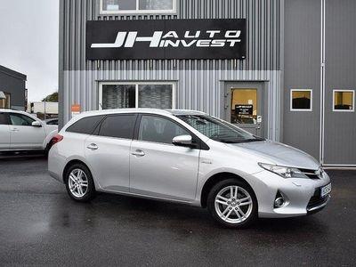 begagnad Toyota Auris Hybrid 1.8 VVT-i 136hk 5400 Mil