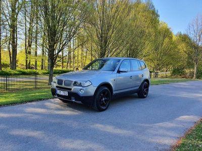 begagnad BMW X3 3.0d xDrive/Navigator/Dragkrok/Automat