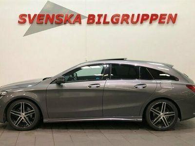 begagnad Mercedes 250 CLA Benz7G-DCT AMG Sport Harman&Kardon Soltak 2016, Sportkupé Pris 249 900 kr
