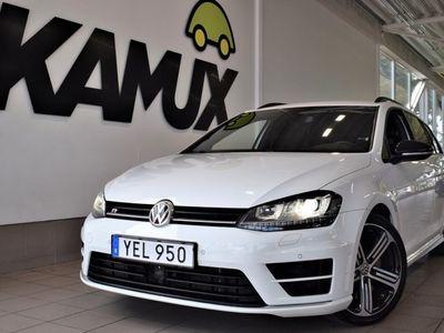 begagnad VW Golf R 2.0 TSI 4M S&V-hjul