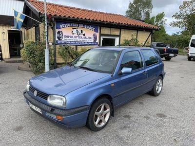 begagnad VW Golf 1.8 CL 90hk Besiktad,0%Ränta -93