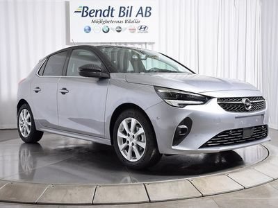 begagnad Opel Corsa Nya Modellen Elegance Automat 100h