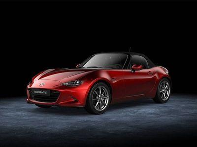 begagnad Mazda MX5 Soft top 2,0 184hk