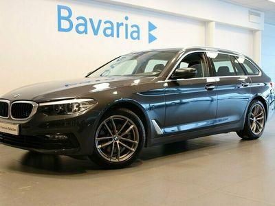 begagnad BMW 520 d xDrive Touring Aut Sport line Drag Nav
