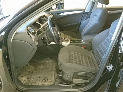 begagnad Audi A4 2,0TDi 143hk