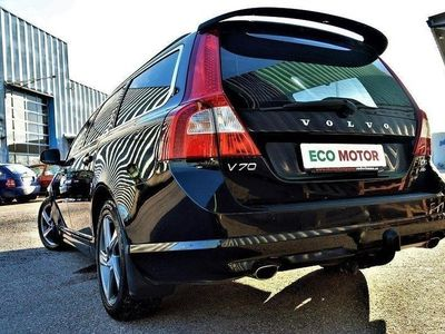 begagnad Volvo V70 D5 AWD, Fullservad, MARS REA