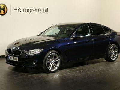 begagnad BMW 420 Gran Coupé d xDrive F36 (190hk)