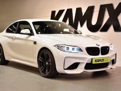 begagnad BMW M2 Navi Backkamera Elstolar helljusassistans