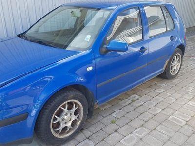 used VW Golf IV -99
