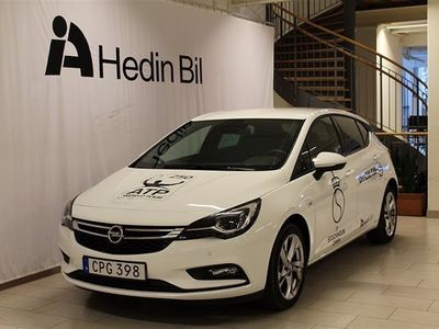 begagnad Opel Astra Stockholm Open Dynamic kombikupé 1.4 T 150 hk SS AT6 2017