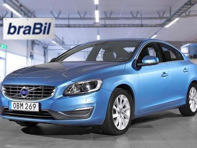 begagnad Volvo S60 D4 Business Advanced
