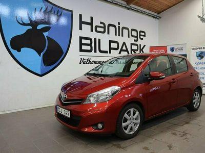 begagnad Toyota Yaris 1.33 5DR / BACKKAMERA / NYSERVAD / 99hk