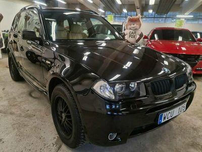 begagnad BMW X3 2,5I