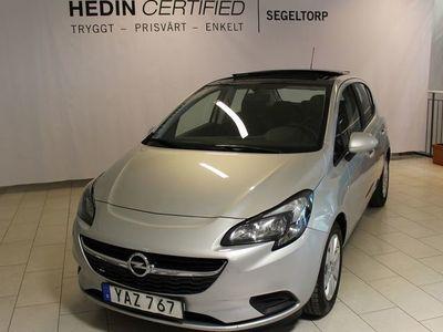 begagnad Opel Corsa 1.4 Panorama 5dr 90hk