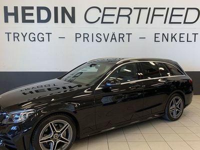 used Mercedes C220 d AMG, Premiumpaket