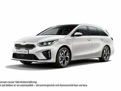 begagnad Kia cee'd Cee´dSW Plug-in Hybrid Advance Plus 2 Demobil 2021, Halvkombi Pris 344 800 kr
