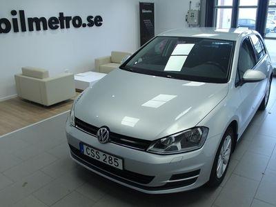 begagnad VW Golf TDI 105 4M Drag/Motorvärmare/Carplay