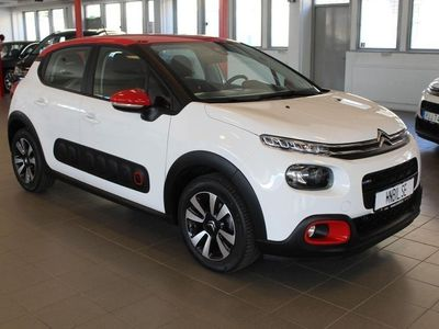 begagnad Citroën C3 Pure Tech 82 Feel