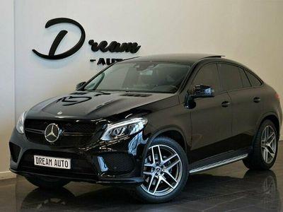 begagnad Mercedes GLE350 COUPE NIGHTPACKAGE FRÅN 3500KR