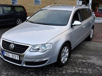 begagnad VW Passat 2,0 TDI 4-Motion / Business -08