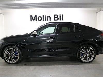 begagnad BMW X6 M50d Innovation / Live Cockpit Pro / 1.95% ränta