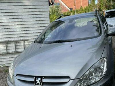 begagnad Peugeot 307 Break 1.6 XT
