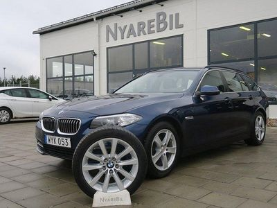 begagnad BMW 520 D Dieselvärmare 190HK Automat Sportpa