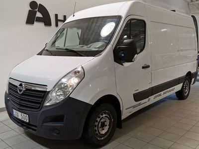 begagnad Opel Movano L2H2 125Hk Dragkrok/Dieselvärmare