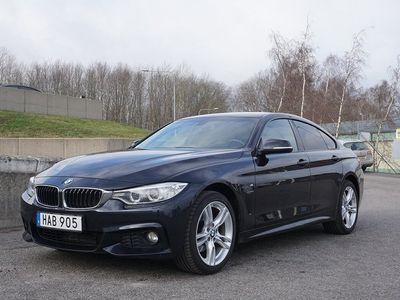 begagnad BMW 420 Gran Coupé d xDrive Steptronic M Sport Euro 6 190hk