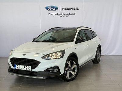 begagnad Ford Focus Active Launch Kombi AUT 2019, Personbil 224 900 kr