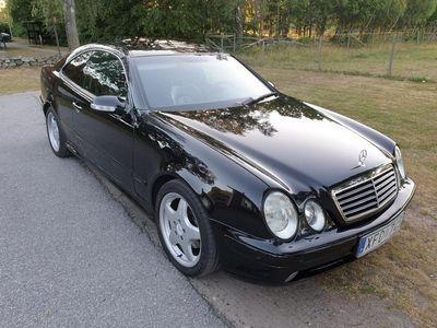 begagnad Mercedes CLK320