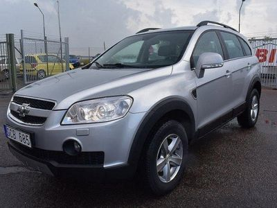 brugt Chevrolet Captiva 2.0 VCDi 4WD Automat 7-sits -07