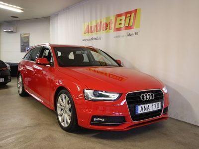 begagnad Audi A4 Avant 2.0 TDI AUT S-LINE 150HK