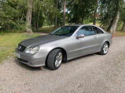 begagnad Mercedes CLK240 Nybesiktad och nyservad -03