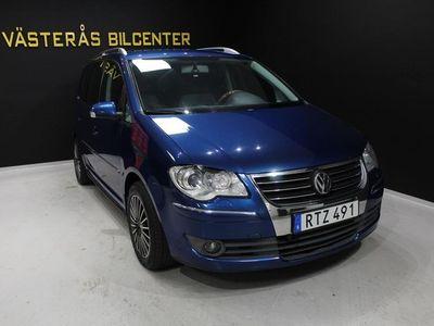 begagnad VW Touran 1.4 TSI 7-sits 140hk