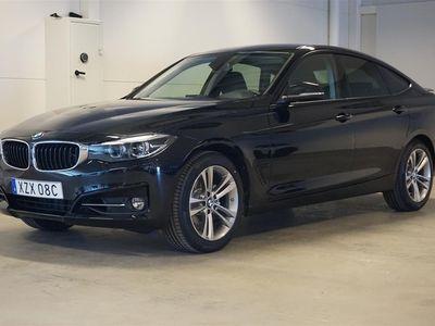 begagnad BMW 320 Gran Turismo i xDrive Sportline Nav Drag HiFi