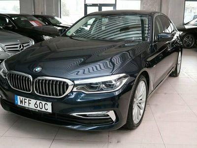 begagnad BMW 540 i xDrive Sedan LUXURY LINE B&W NAVI HEAD-UP