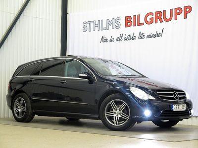 begagnad Mercedes R350 CDI L 4M NAVI DRAG