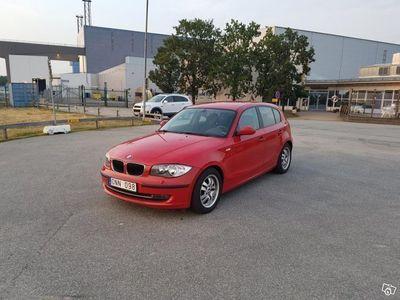 begagnad BMW 118 d / 143 hk/ låg mil -09