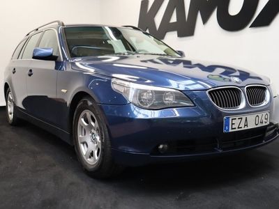 begagnad BMW 523 i Touring Manuell 2007, Kombi 49 900 kr